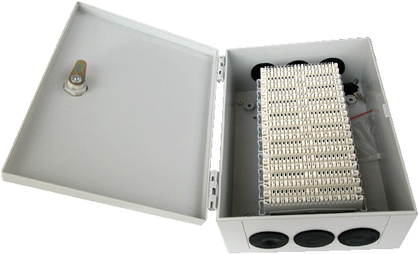 Indoor Distribution Box,SA.LA Box(D.P Box)For Disconnection Module