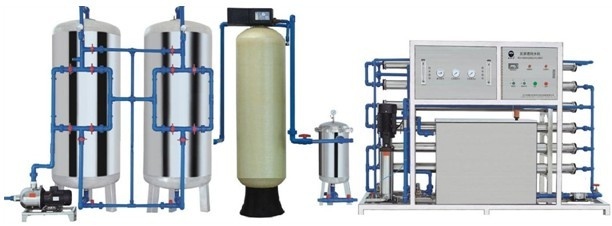 RO Drinking Water Treatment Plant / Water Purification System