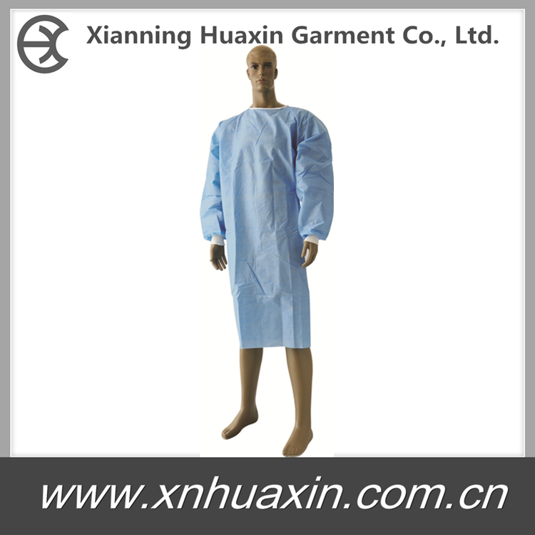 HXG-02/03:GOWN(Surgical Gown,Isolation Gown)