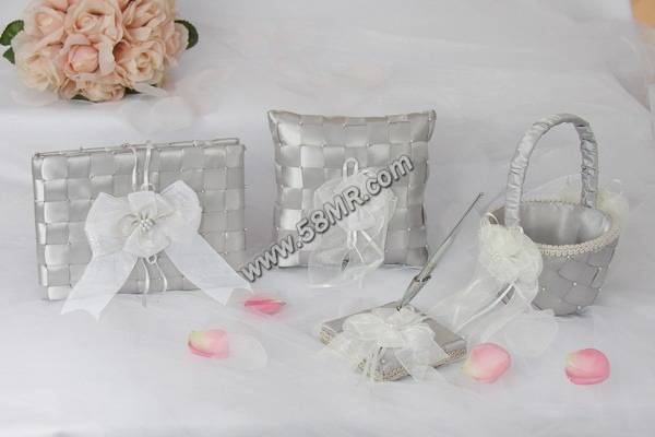 wedding ring baskets