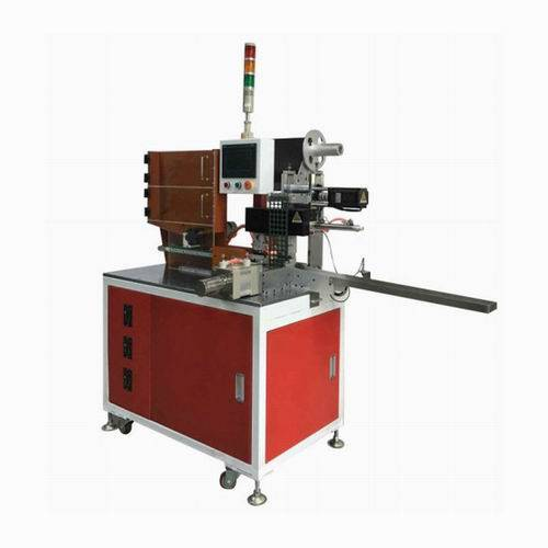 Battery Insulation Paper Labeling Machines for Power Bank/ Laptop/ Ebike Batteries Factory Antomatic