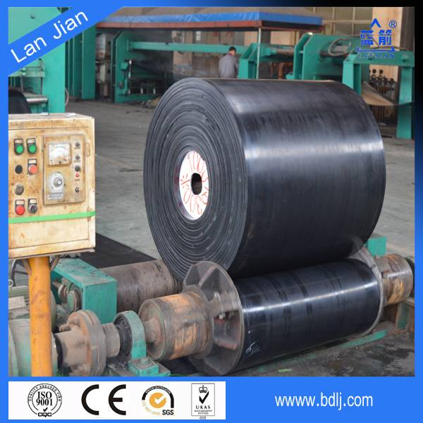 Made In China High Quality Multi Ply Rubber EP Conveyor Belt