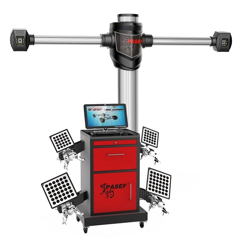 3D Wheel Alignment - 1