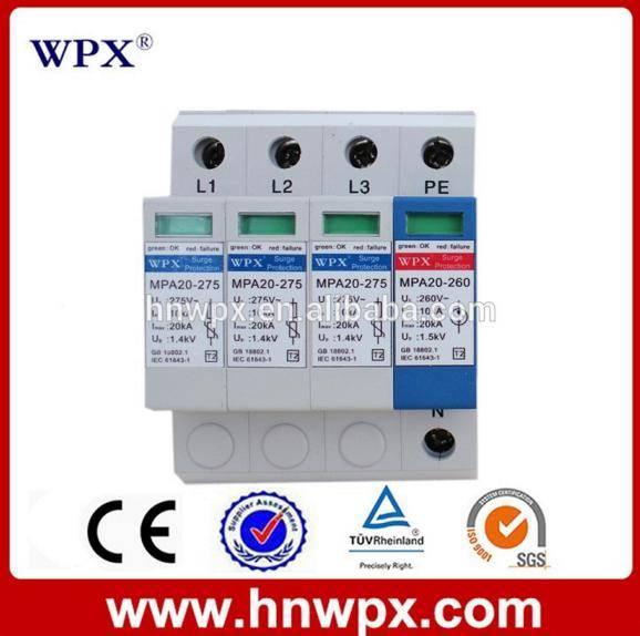 20KA 275V Power Supply Surge Protection