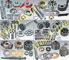 Hydraulic Piston Pump, Motor Components