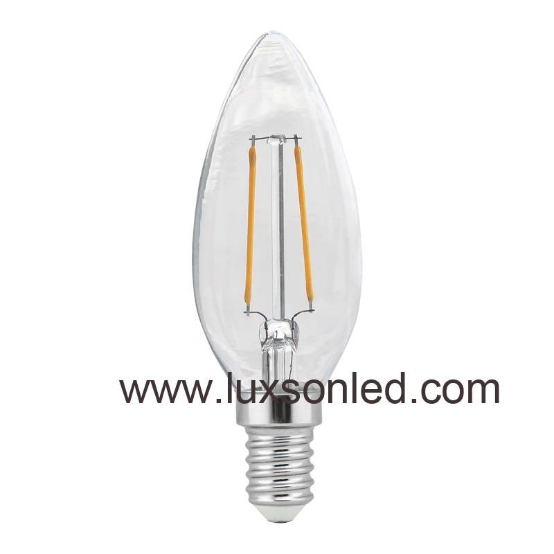 LED Bulb C35 1W 2W 4W LED Lamp LED Light Filament Bulb