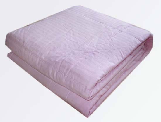 tourmaline silk quilt