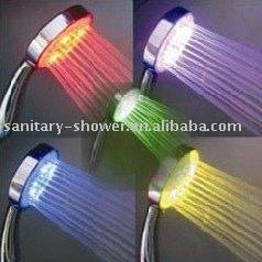 LED hand shower