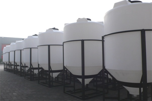 Biodiesel HDPE Wash/Settle tank Model: BK-S&W 1500L