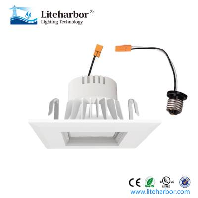 4 Inch LED Downlight Square Retrofit
