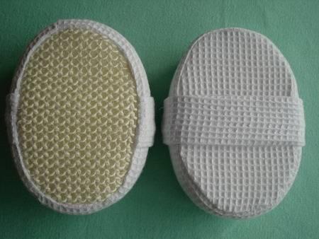 sisal bath sponge