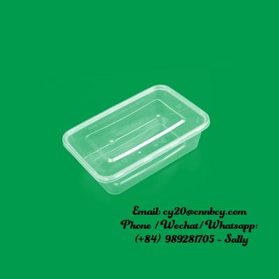 Rectangular Container