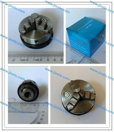 Mini 3-jaws chuck K01-65