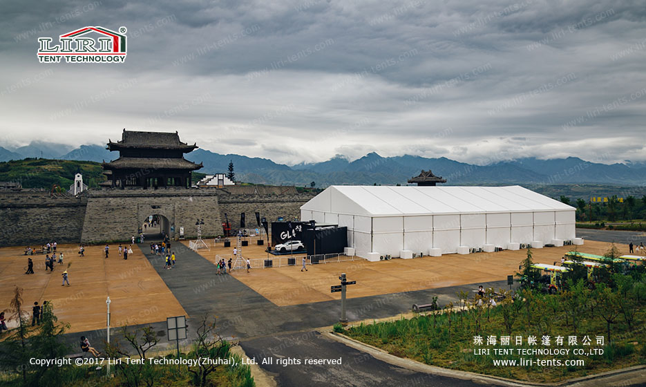 25x40m Big Tent for Outdoor Exhibition and Trade Show