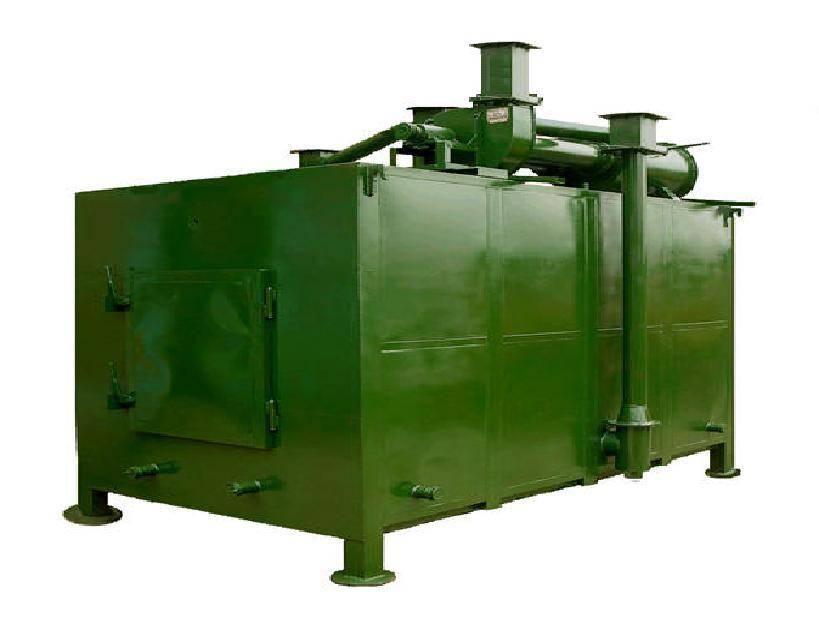 High Capacity Carbonization Furnace
