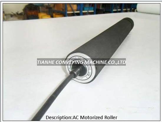 AC motorized Roller