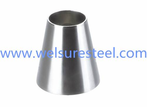 Supply Sanitary Concentric Reducer