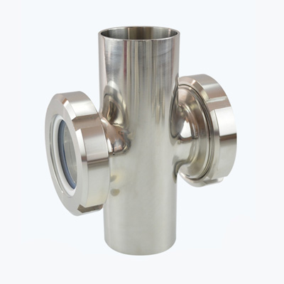Stainless Steel Sanitary Union type Sight Glass