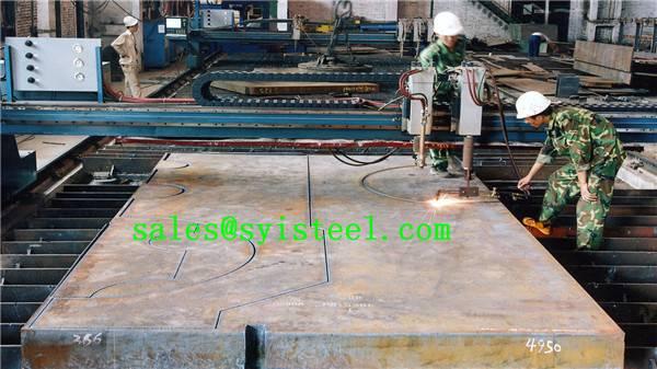 weathering steel corten A/B corrosion-tensile steel