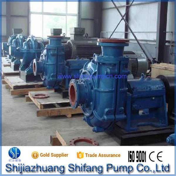 4 inch slurry pump