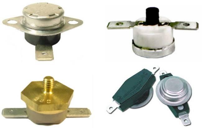 Bimetal Snap-Action Thermostat