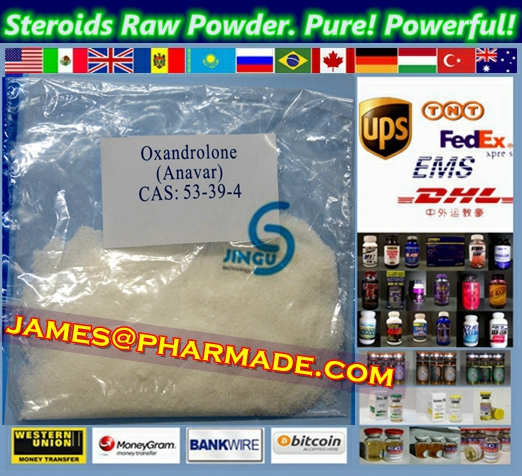 Finasteride Proscar Raw Powder