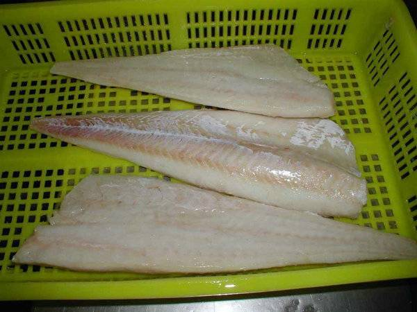 IQF pacific cod fillet