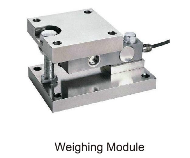weighing module of mixing plant