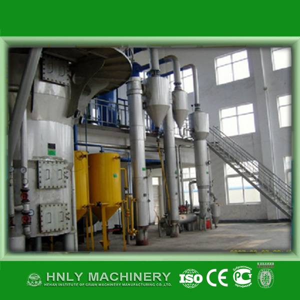 Palm oil processing line supplier