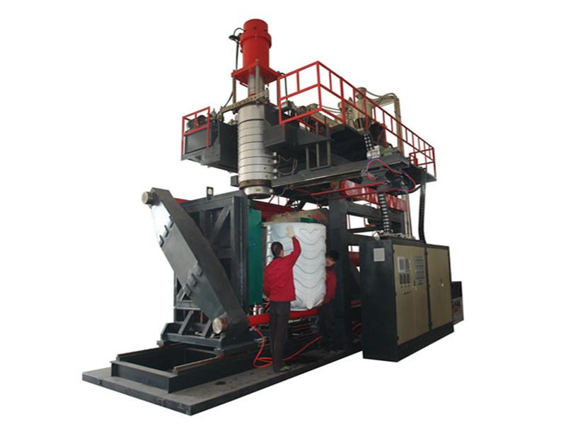 3000-5000L water tank blow molding machine
