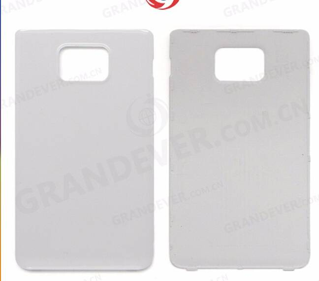 For Samsung Galaxy S2 I9100 Back Housing Replacement