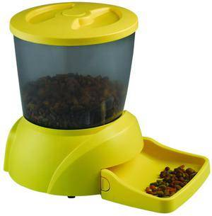 Shenzhen Yufeng 4.25L Medium Capacity Automatic Pet Feeder With Voice For Dog, Cat