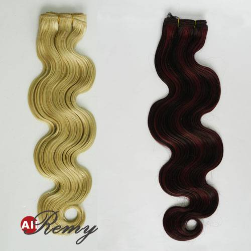Remy Hair extension-Body weave