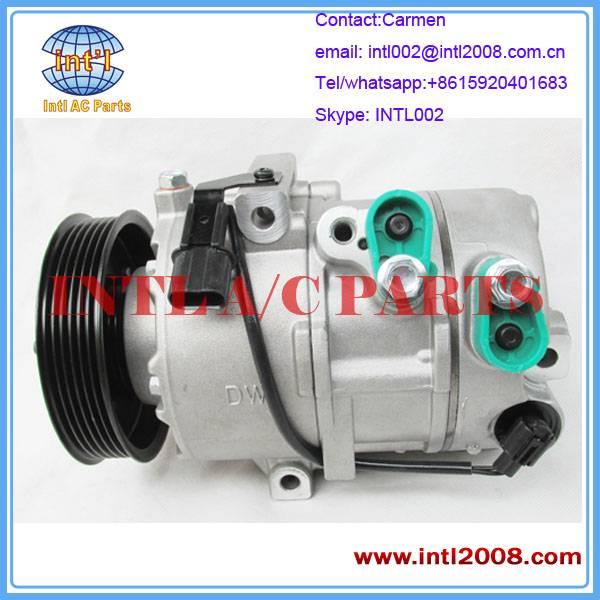 AC Compresor auto for Hyundai i40 CW (VF) 2.0 GDI 2011 977013Z500 97701-3Z500 P30013-3500
