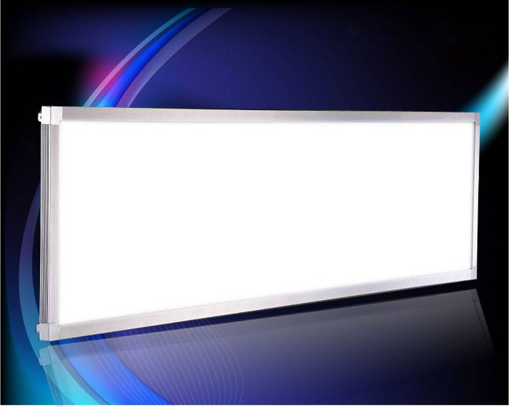 Super Thin High Brightness Two Sides Lighting Smd3014 Simple Design LED Panel Light