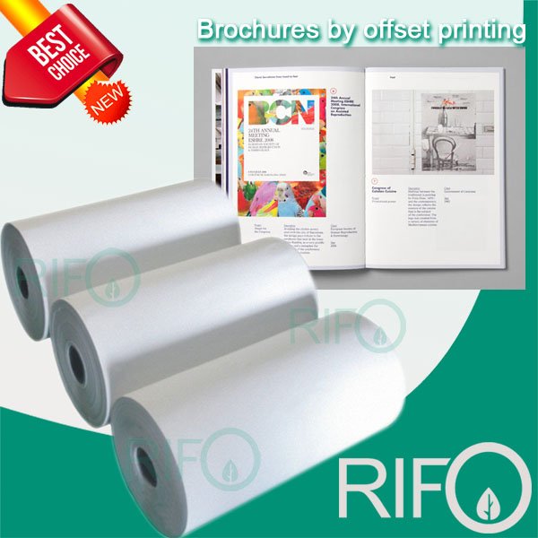 Rph-120 PP Synthetic Paper for Tag Brochure Print with MSDS