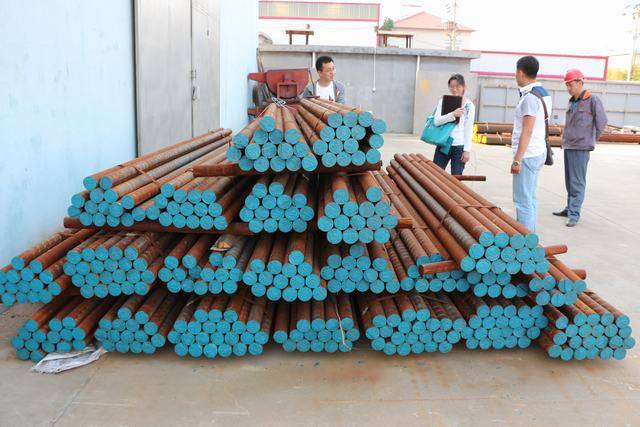 Ductile cast bar GG25/30/35 cast material with low price