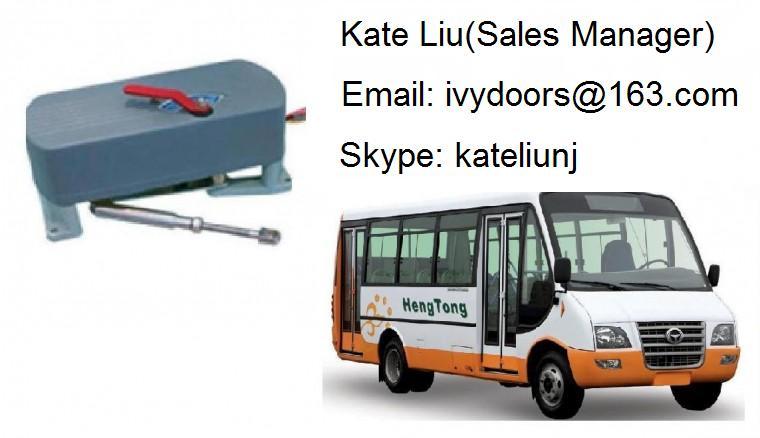 EB100 mecanismo de la puerta del autobús