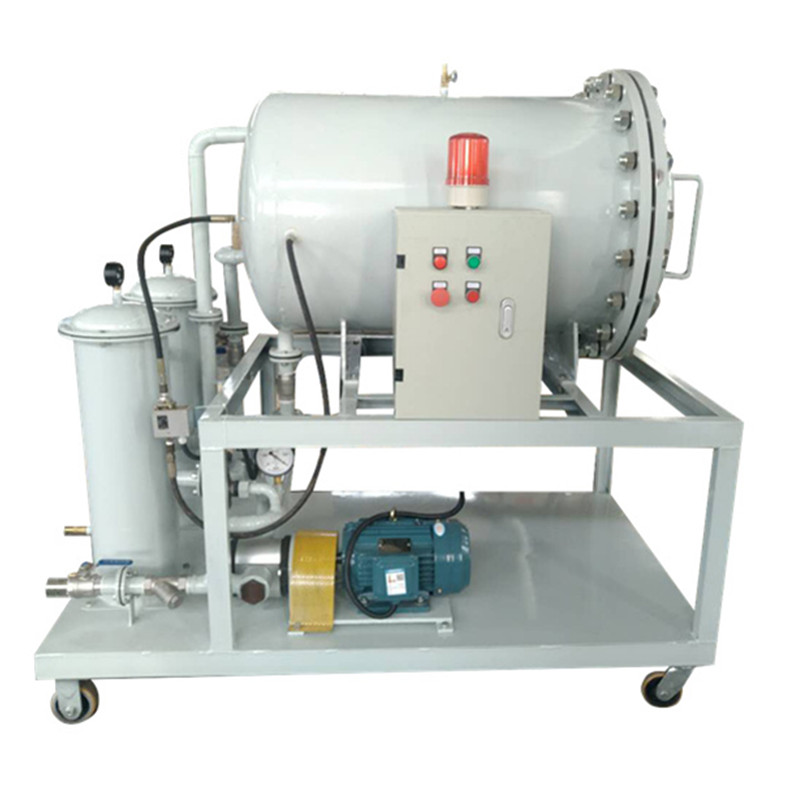 Explosion-Proof coalescence-separation fuel oil purification machine