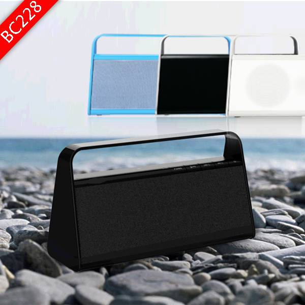 2014 hot sale portable wireless bluetooth speaker