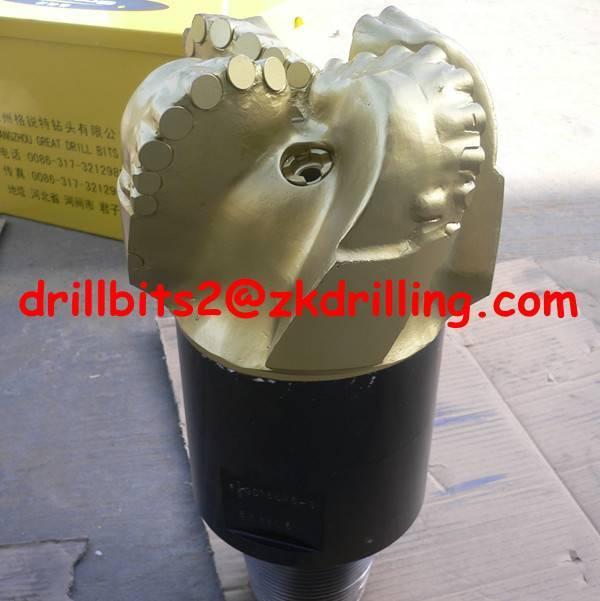 8 1/2'' PDC drilling bit/ Diamond Bits for drilling