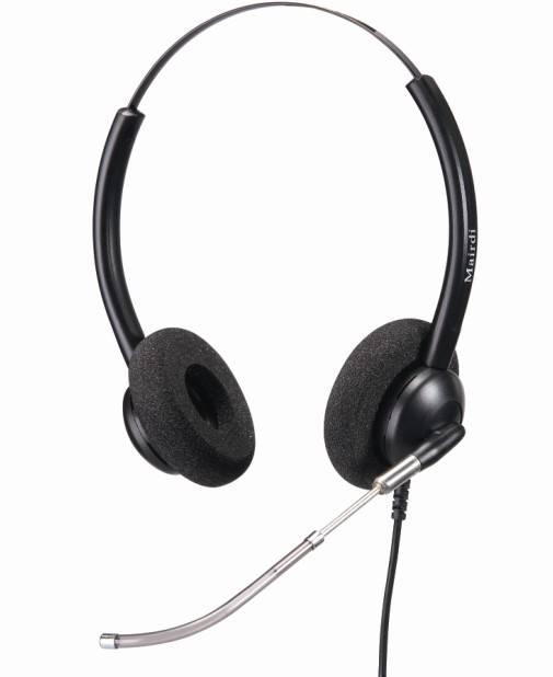 Mairdi Communication Headsets MRD-509DS