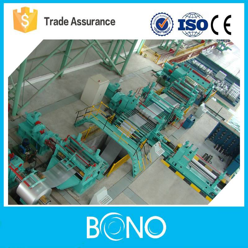 High quality Slitting Line For Steel Coil for sale