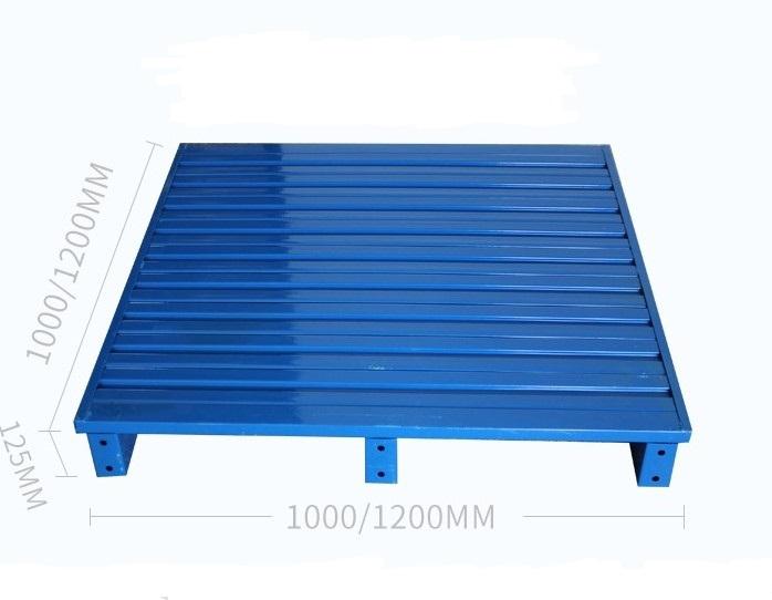High Strength Heavy Duty Warehouse Storage Steel Pallet