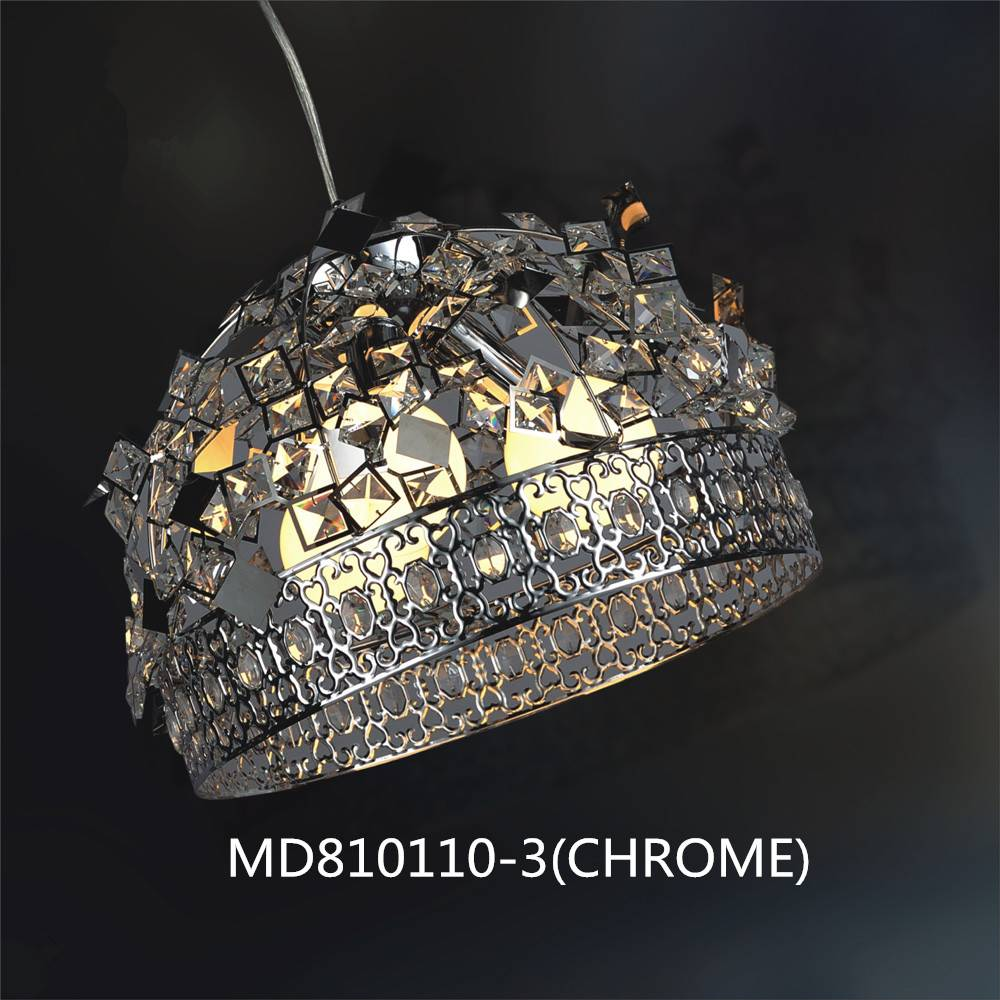 Mall Lamps Modern Decorative Metal ceiling Lamp