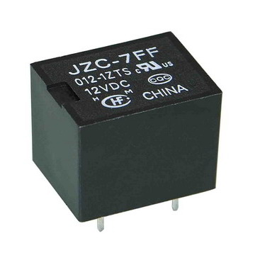 SUBMINIATURE POWER RELAY (JZC-7FF)