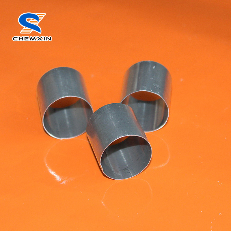 Metal rasching ring for adsorption