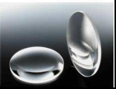 Bk7 plano convex lens with dia 30mm