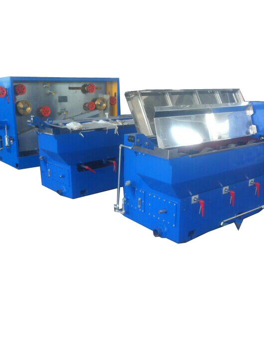 Medium Copper Wire Drawing Machine with Annealer