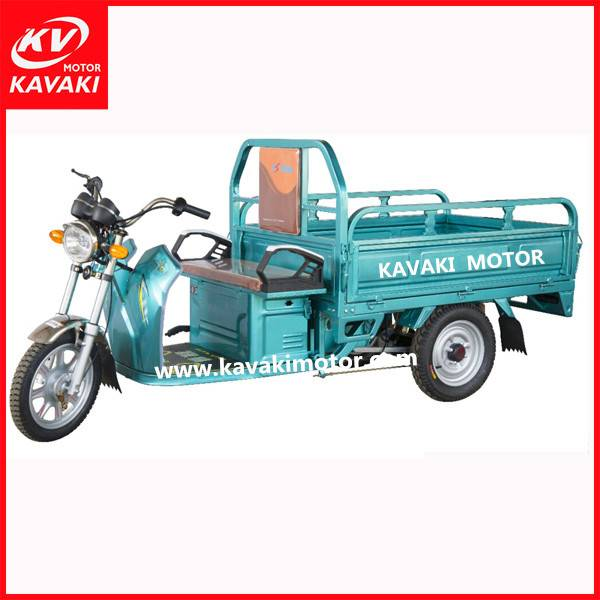 Hot Sale Electric Tricycle Used For Passenger And Cargo